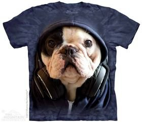 Футболка The Mountain, DJ Manny the Frenchie
